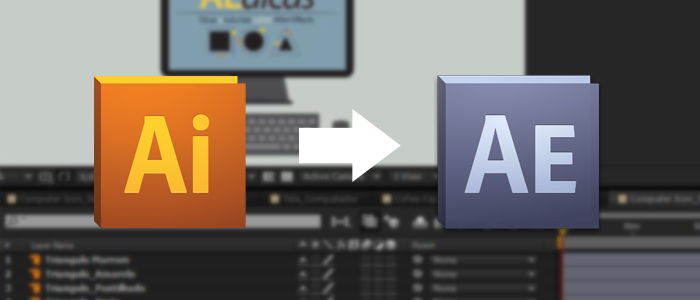 Illustrator para o After Effects