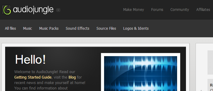 AudioJungle