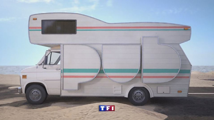 TF1 Bumpers