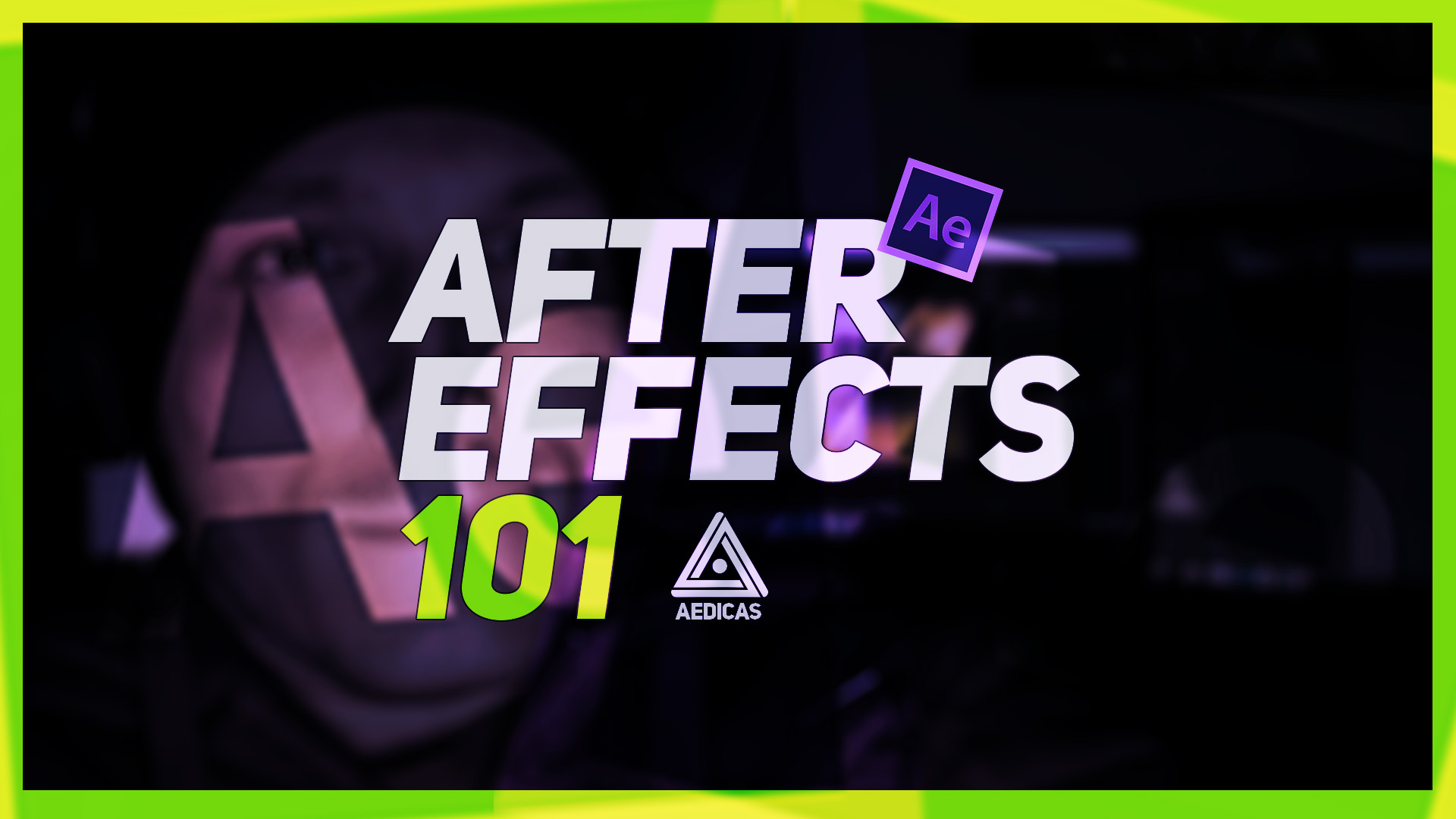 Tutorial em vídeo] Usando o efeito Beam no After Effects | AEdicas